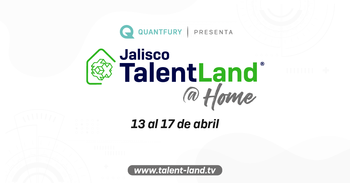 Jalisco Talent Land @ Home